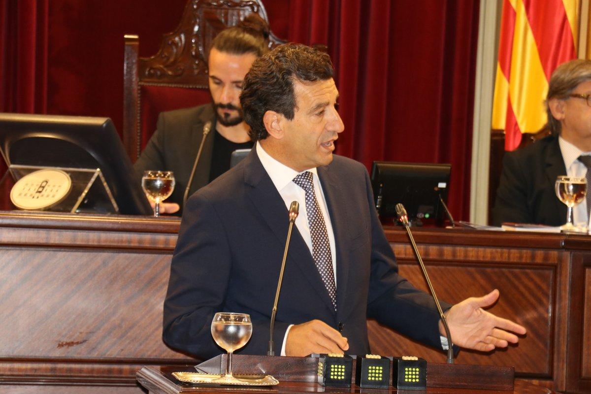 Gabriel Company, del Grup Parlamentari Popular