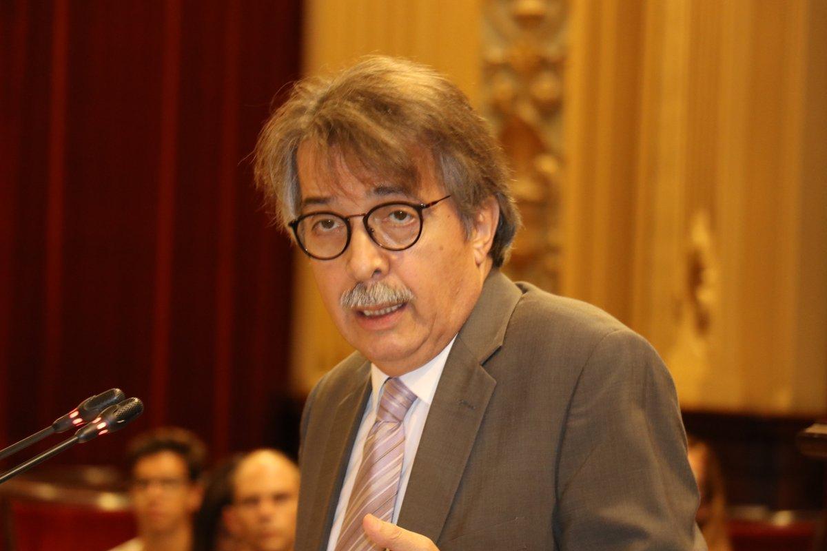 Xavier Pericay, del GP Mixt (Ciudadanos)